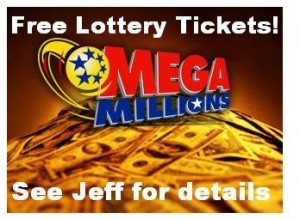Free Lottery Tickets!